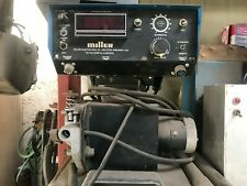 Miller Welder S 54d Dual Roller Wire Feeder Used Cond 115v With Wc Gun