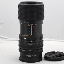 Tokina 35-105mm f/3.5 Close Focus Manual Zoom Lens Sony E-mount NEX A7 TEST PICS