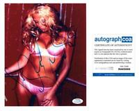 Samantha Cola Autographed Signed 8x10 Photo Hot Sexy ACOA