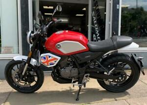 HANWAY SC 125 FURIOUS JUST ARRIVED IN TO STOCK LEARNER LEGAL