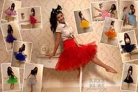 """26"""" 50's Net Underskirt Retro Swing Vintage Petticoat Fancy Skirt Rockabilly"""