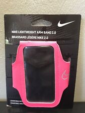 NIKE DISTANCE ARM BAND Fits SAMSUNG GALAXY S4 IPhone 6/7, Running, Weightlifting