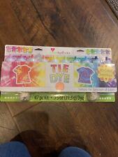 Tye Dye Kit 10 Colors Tie Die Kit Create Basics Kit