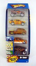 HOT WHEELS HOT TRUCKS 5-PACK Gift Set Die-Cast Cars MISB 2007