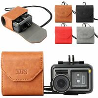 New PU Leather Storage Bag Travel Carrying Case Cover For DJI OSMO ACTION Camera