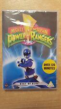 Nuevo Sellado Power Rangers Azul DVD Infantiles para Niños Dibujos Animación Set