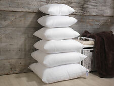 Extra Filled Cotton Blend Bounce Back Cushion Inner Scatter Pads - All sizes