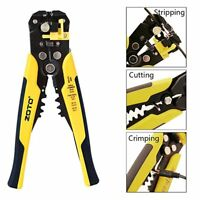 Adjustable Automatic Wire/Cable Cutter/Stripper Electric Crimping/Crimper Pliers