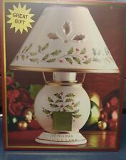 Lenox - For the Holidays - Holiday Candle Lamp