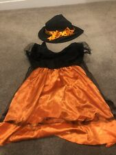 6-7 Years Witch Costume