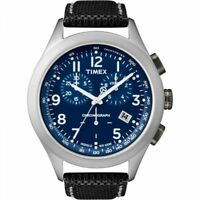 Mens Timex Indiglo T Series Racing Chronograph Watch T2N391 NEW BOXED RRP £130