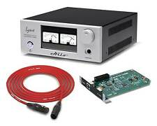Lynx Hilo USB | Reference AD/DA Converter & Monitor Controller in Sliver | PALA