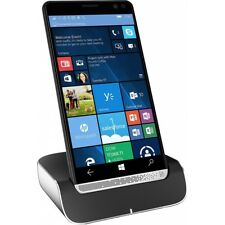 HP Elite x3 64 Go Black Windows Smartphone Téléphone Portable Sans Contrat lte/4g WiFi WLAN