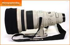 Canon ef 400 mm F2.8L USM Pro Autofocus Lente + GRATIS UK FRANQUEO