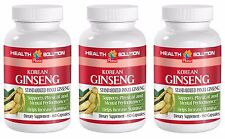 Panax Ginseng Root Extract - KOREAN GINSENG - Anti-ageing herb for women -3B