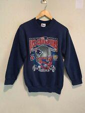 VINTAGE 1997 New England Patriots Super Bowl XXXI Sweatshirt YOUTH LARGE Boy's