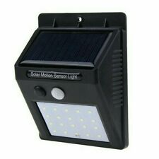 Nubee NB160 16 LED Solar Power Waterproof Motion Sensor Garden Security Lamp