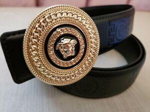 Versace belt Gold Buckle Size 34-36   46inch