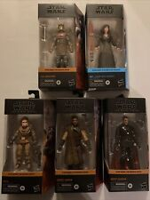 Lot Of Star Wars Black Series The Mandalorian 6? Action Figures Some Very Rare