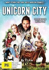 Unicorn City (DVD, 2014) - Region 4