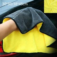 Polishing Car Wash Towel Super Thick Plush Microfiber Strong Water Absorption