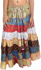 Wholesale 10 Skirt African tribal New Women stylist multicolored  skirts