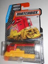 MATCHBOX HEAVY RAILER 1/125 MBX ADVENTURE CITY SHIPS FREE