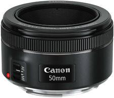 Objectif Canon EF 50mm f/1.8 STM Lens