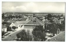 Hungary; Lenti, View From Above, RP PPC, 1950's to Antwerp, Belgium