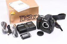 Nikon D3X 24,5 MP Digital SLR Kamera, Profi, FX, Auslösungen/shutter count 56163
