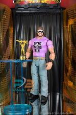 WWE AEW ROH WCW ECW IMPACT NXT MATTEL K SUPERSTAR ENT. MACHO MAN RANDY SAVAGE