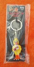 Funko FNAF Five Nights at Freddy's Chica Figural Keyring Keychain Brand New