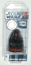 Star Wars DARTH MAUL USB DRIVE 2GB Memory TOYS R' US Exclusive BRAND NEW