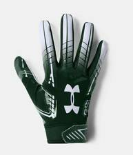 Under Armour Men's UA 2018 F6 Football Receivers Gloves Running Back Gloves