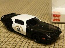 1/87 Busch Pontiac TransAm Highway Patrol 41712