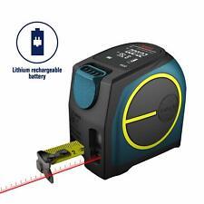 Medidor De Distancia Laser Digital, Medidor Láser Láser Recargable Hanmer