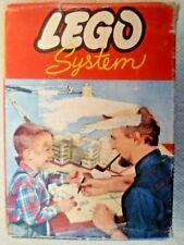 Vintage Lego - System Set # 220 20 Yellow 2x2 Bricks - Circa 1960-1965