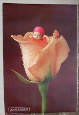 (PRL) 1993 ANNE GEDDES VINTAGE AFFICHE ART PRINT ARTE POSTER ILLUSTRAZIONE MUSEO