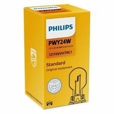 Philips Standard PWY24W Car Replacement Halogen Bulb 12174SVHTRC1 Single