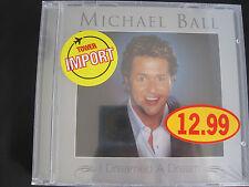 MICHAEL BALL - I DREAMED A DREAM - BRAND NEW CD