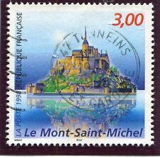 TIMBRE FRANCE OBLITERE N 3165 LE MONT SAINT MICHEL / Photo non contractuelle