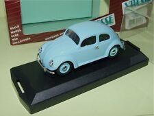 VW COCCINELLE Bleu VITESSE 404