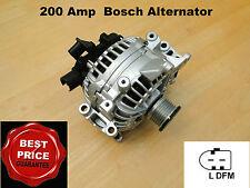 Mercedes 203 C200 C220 2.2 Cdi 2003 & Lt Bosch 200 Amp Nueva Alternador ams005
