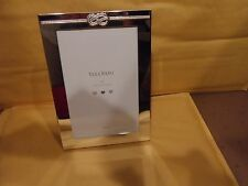 """WEDGWOOD VERA WANG INFINITY BABY PICTURE FRAME 4"""" X 6"""" NEW"""