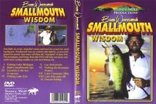 Bass Fishing Smallmouth Wisdom Babe Winkelman DVD NEW