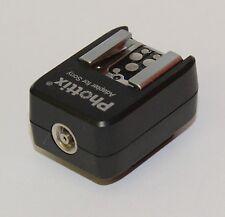 Phottix Universal Hotshoe Adapter for Sony Alpha NEX7 Camera