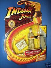 INDIANA JONES Kingdom Crystal Skull FIGURE - RUSSIAN SOLDIER   - HTF NIB MOC