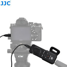 JJC Remote Control for SONY RX100II III IV, RX10II III, RX1RII HX300 HX400V HX90