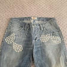 Antik Denim Customised Bootleg Jeans Flare Vintage Denim 27
