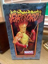 Firelord - Bowen Designs Bust, Unopened - Great Christmas Gift  #0071/1500